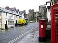 Edward VII Postbox, Conwy - geograph.org.uk - 1003677.jpg