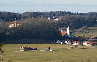 Eggenthal - Image: Eggenthal Burgwald Eggenthal v SO 02
