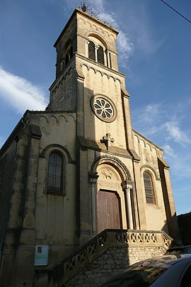 Eglise à Tresques 2.JPG