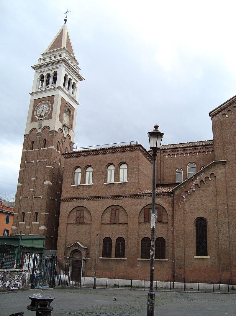 Eglise Santa Maria Immacolata 2 Rome.JPG