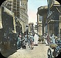 Egypt, Street in Native Quarter, Cairo.jpg