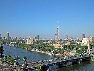 Gezira (Cairo) - Image: Egypt 2A 010 Cairo (2217349050)