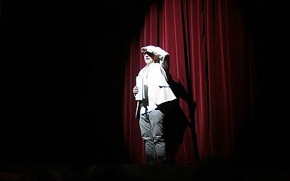 Ein ungleiches Paar - Stadttheater Berndorf 01 Michael Niavarani.jpg