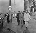 Eisenhower arriveert te Rotterdam om het commando over Canadese troepen die met , Bestanddeelnr 904-8598.jpg