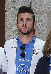 Borja Lázaro Spanish footballer