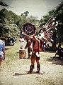 El Tajin Totonac Dancer (9785564662).jpg