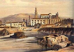 El río Guadalquivir by David Roberts.jpg