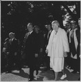 Eleanor Roosevelt and Josip Tito in Hyde Park - NARA - 195426.tif