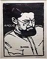 Emilio mantelli, ritratto virile (amodio), post 1915 (mart).jpg