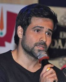 Emraan Hashmi at the trailer launch of EK THI DAAYAN.jpg