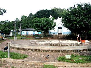 El Mozote Place in Morazán