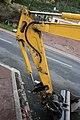 Engins de chantier rue de Port-Royal à Saint-Rémy-lès-Chevreuse le 27 février 2011 - 09.jpg