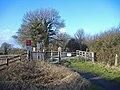England Springs crossing, Beverley - geograph.org.uk - 649396.jpg