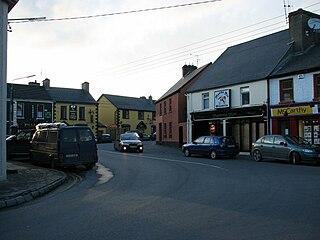 Newmarket-on-Fergus Town in Munster, Ireland