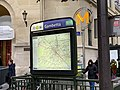 Entrée Station Métro Gambetta Paris 6.jpg