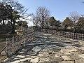 Entrance of Senhime Peony Garden in Himeji Castle.jpg