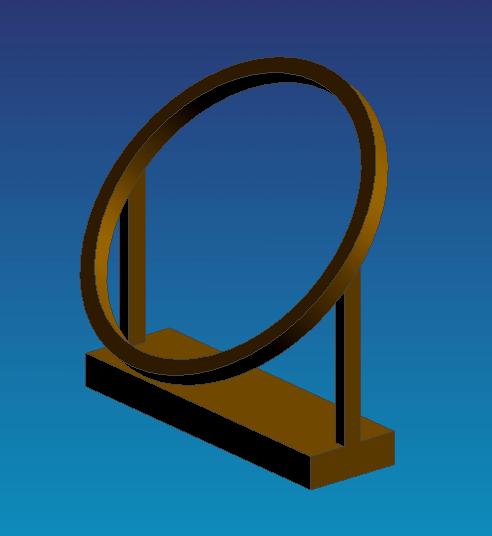 Equatorial ring