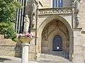 Erfurter Dom - Westtor (Erfurt Cathedral - West Door) - geo.hlipp.de - 39985.jpg