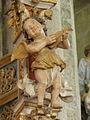 Ergué-Gabéric (29) Statue de Notre-Dame de Kerdévot 06.JPG