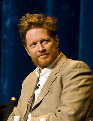 Eric Stoltz - Stoltz promoting Caprica in April 2009