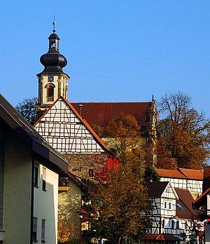 Erlenbach, Baden-Württemberg - St. Michael in Binswangen