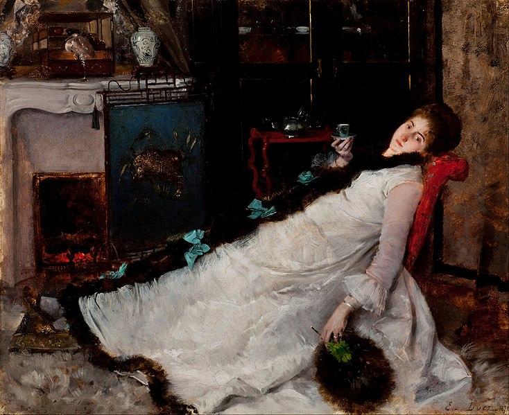 File:Ernest Ange Duez - Resting - Google Art Project.jpg