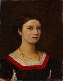 Ernst Stückelberg - Portrait of Luise Bachofen-Burckhardt.jpg