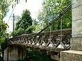 Esbly - Pont de bois - Tablier et suspension.JPG