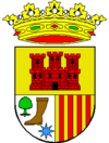Coat of arms of Agres