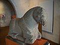 Escultura de bou d'època ibèrica, Museu Històric de Sagunt.JPG