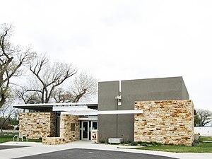 Estancia, New Mexico - Williams Memorial Library