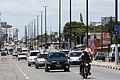 Estrada do Coco (km 6) durante saída de Salvador para o Ano Novo.jpg