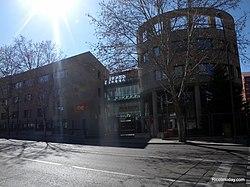 Estudios Buñuel, avenida de Burgos.jpg