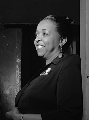 There'll Be Some Changes Made - Image: Ethel Waters crop