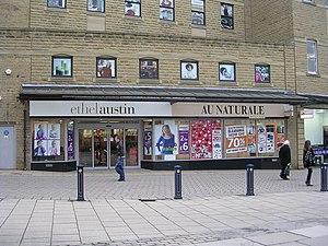 Ethel Austin - Ethel Austin, Huddersfield, West Yorkshire.