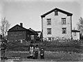 Etu-Töölö, Berga 9. Nykyinen Cygnaeuksenkadun ja Museokadun kulma - N335 (hkm.HKMS000005-000000pc).jpg
