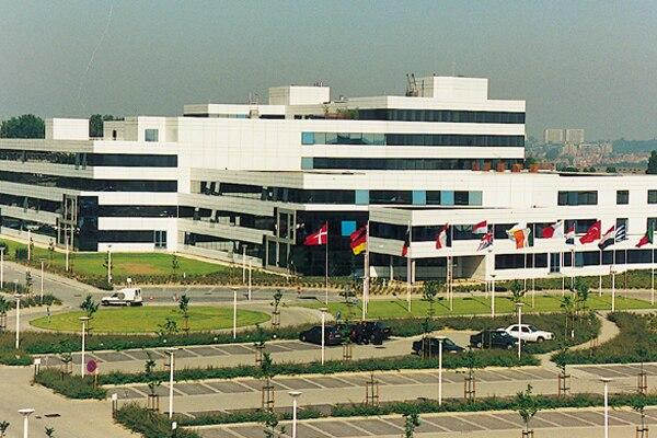 Eurocontrol hoofdkwartier 1