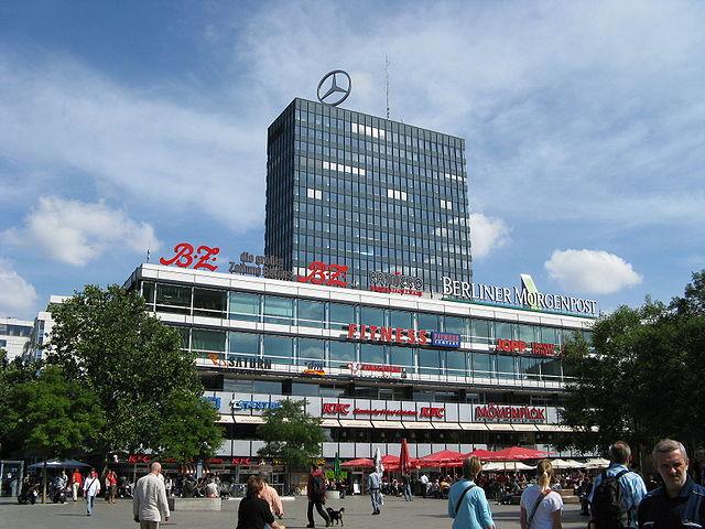 Европа-центр в Берлине