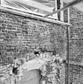 Exterieur bovenkant van gevonden doorgang koorsluiting - Hoorn - 20115807 - RCE.jpg