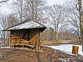 Füssen - Baumgarten - Holzpavillon v W.JPG