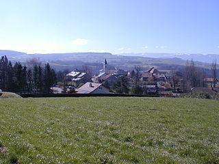 Musièges Commune in Auvergne-Rhône-Alpes, France