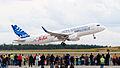 F-WWIQ Airbus A320 sharklet ILA 2012 02.jpg