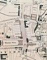 F.Corvinus Poznan Map 1856 (Marcinkowskiego Avenue).jpg