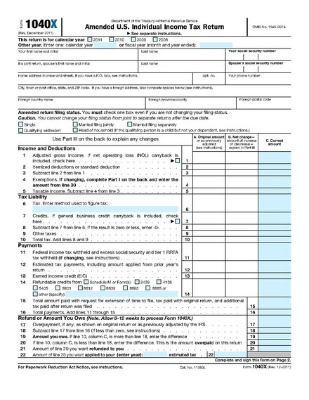Form 1040 Wikiwand