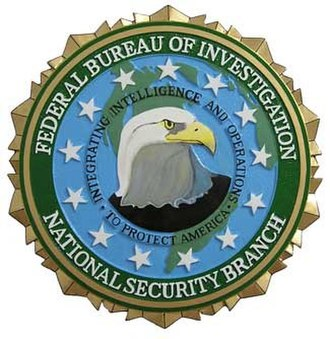 FBI National Security Branch - Seal of the National Security Branch