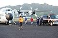 FEMA - 42085 - Coast Guard plane in American Samoa.jpg