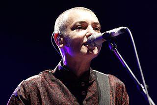 Sinéad OConnor Irish singer