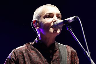 Sinéad O'Connor - O'Connor during Festival Interceltique de Lorient in August 2013
