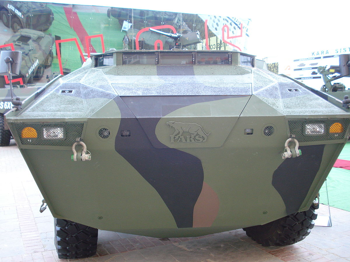 Fnss Pars Wikipedia