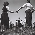 FOLK DANCING AT KIBBUTZ DALIA. פסטיבל ריקודי עם בקיבוץ דליה.D827-020.jpg